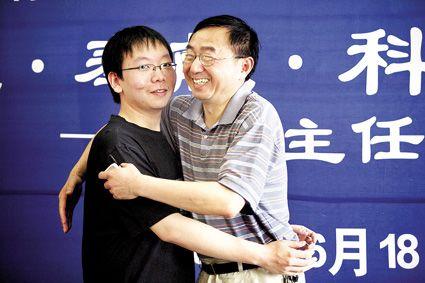 09北京文理状元均报北大 文状梦中得知状元