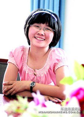 2009年河北文科状元陈璐:张弛有度笑看成败