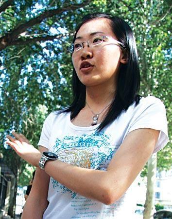 内蒙古09高考文科状元:呼市二中高尚毓(图)