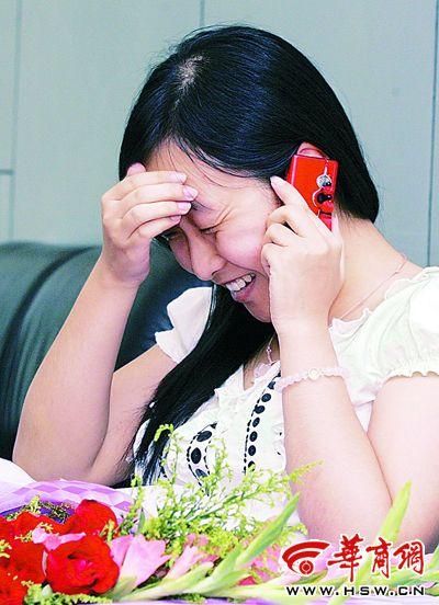 陕西文科第一名王欣怡:喜欢周杰伦喜欢国学