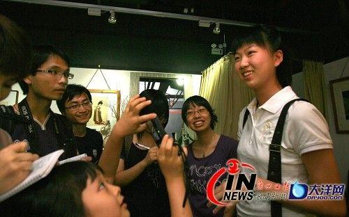 """广东理科总分状元花落深圳 自称典型""""处女座"""""""