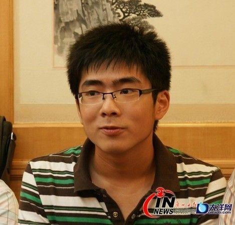 广东地理状元:晏宏标 女同学最喜欢的男生