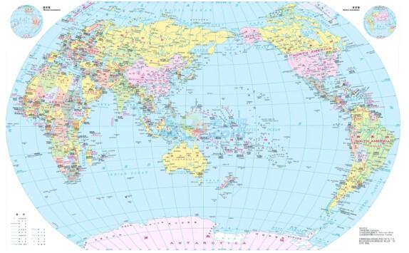 土耳其欧洲亚洲地图