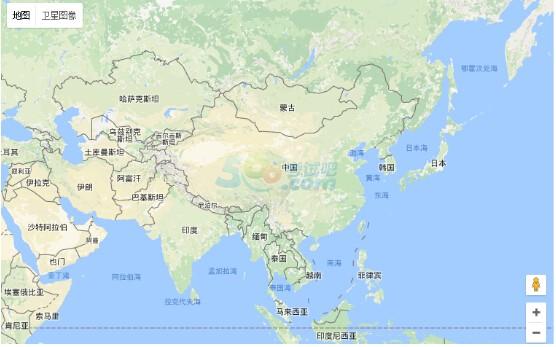 2017高考:文综考试必备的几张地图 速收藏!